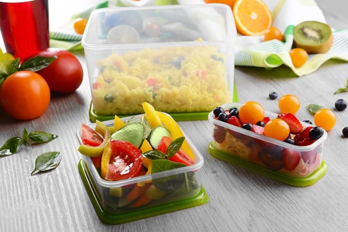 envases plásticos para la conservación de alimentos