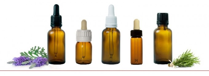 Tipos de frascos cuentagotas