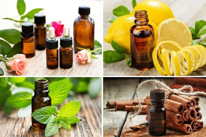 Esencias para perfumes naturales caseros
