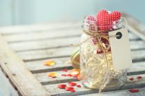 Tarros de cristal: la mejor manera de decorar tu hogar